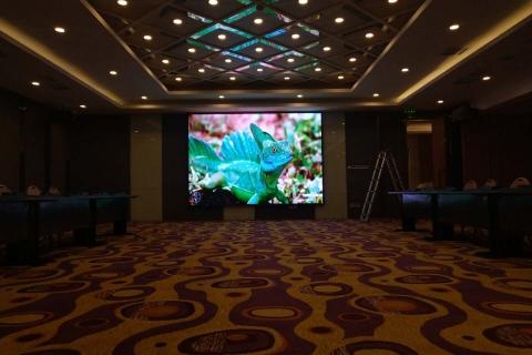 PH3LED显示屏 →马哥孛罗香港厅