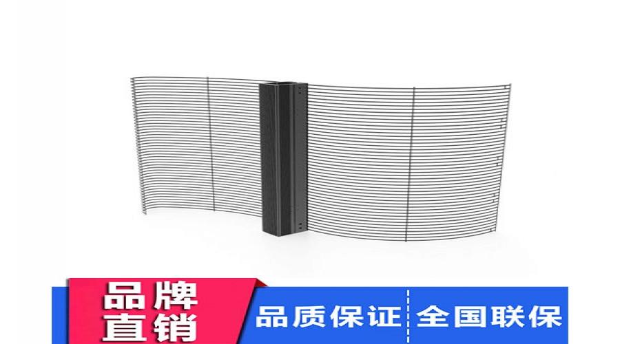 异形透明LED屏
